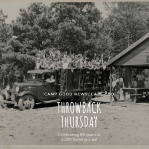 Camp Good News 1930